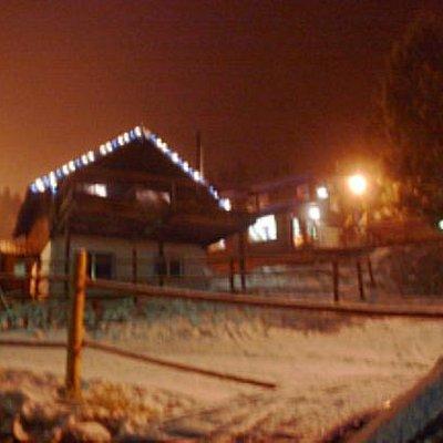 Night Skiing at Great Divide