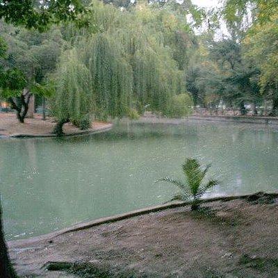 Jardin Tibet en el parque O'Higgins
