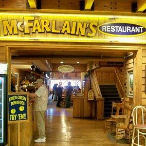 Mc Farlain's At IMAX