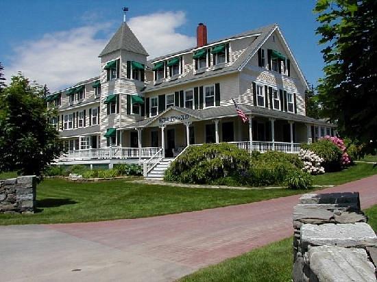 Hotel Pemaquid Updated 2020 Reviews Maine New Harbor Tripadvisor