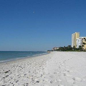 Vandebilt Beach - 5 mins walk from condo
