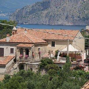Dino Island as seen from Chiesa La Madonna della Grotta