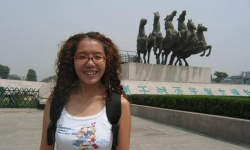 Luo Yang, China'06