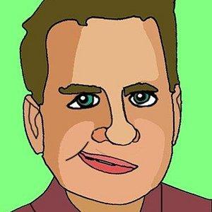 My caricature...again, so flattering.