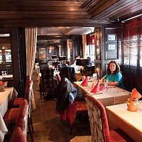 Monte Rosa Dining Room