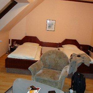 Interiar View of Room