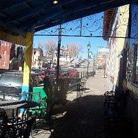 Leadville from the Golden Burro
