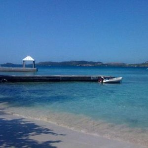 My mom just sent me this pic from St Thomas today :(