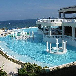 The Biggest Pool in Jamaica