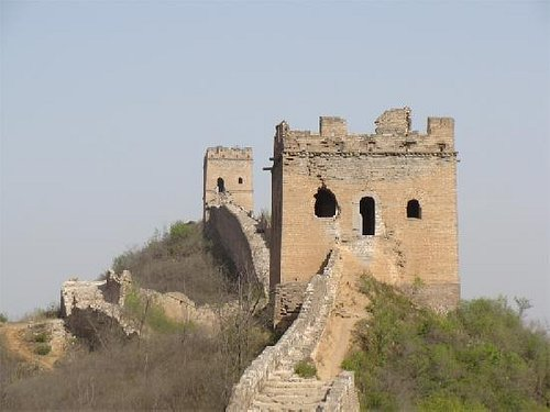 Watchtowers from Jinshanling to Simatai on the Great Wall