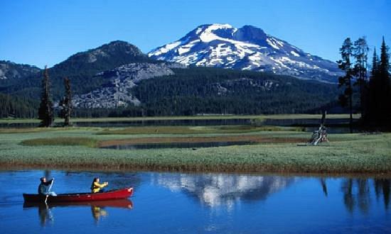 Official Central Oregon Tourism Office