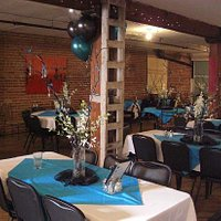 Space for caterings / meetings / parties