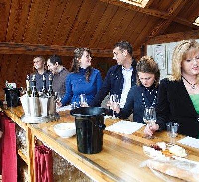 Arcady Wine Tour at Blenheim Vineyards
