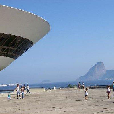 view from Niterói