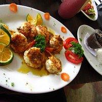 My Shrimp Meal