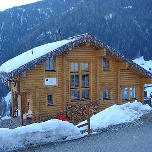 Chalet by day