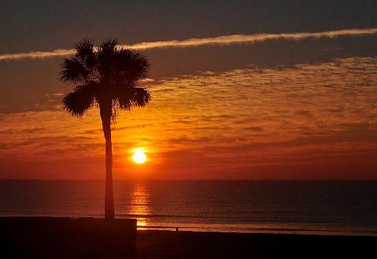 Do you enjoy watching the sunrise?