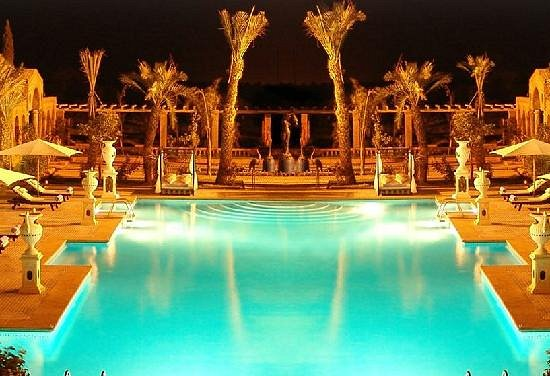 Intalnirea fetelor Marrakech.)