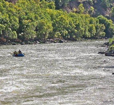 Rafting   Half Day Adventure   Colorado River
