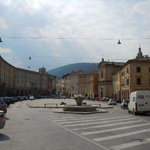 S. Severino Marche - Piazza del Popolo