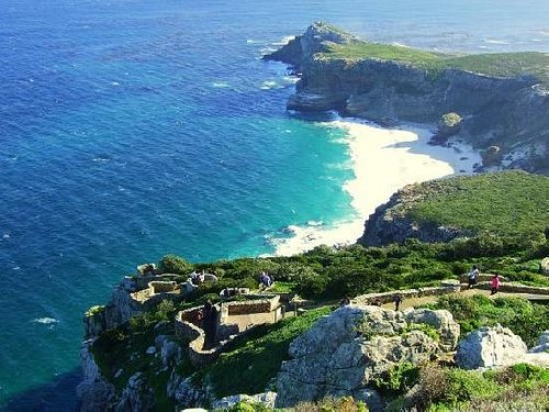 Spectacular Cape Peninsula Scenery