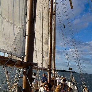 We're sailing!!!!