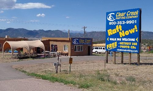 The Royal Gorge Office.
