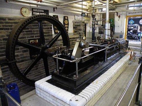 Steam gallery.