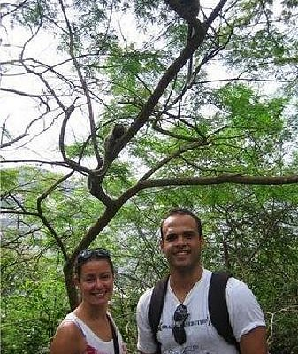 Tijuca forest tour