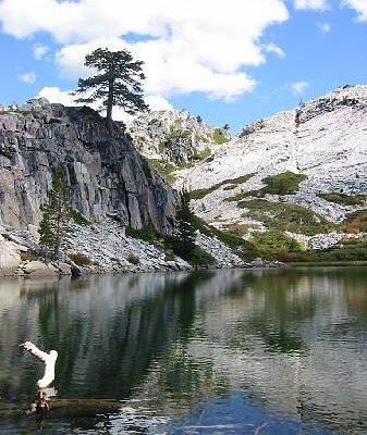 Hidden Grouse Lakes Wilderness Jewel