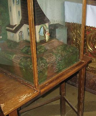Mariahilfbergkirche Amberg: Mechanischer Automat