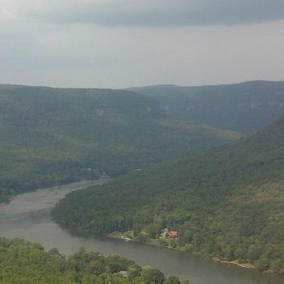 View from Snoopers Rock