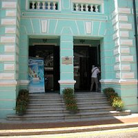 Museum of Taipa and Coloane History - Entrance
