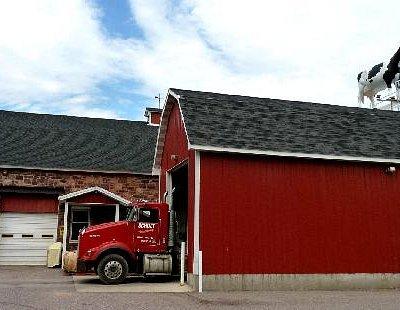 Jilbert's Dairy, Marquette