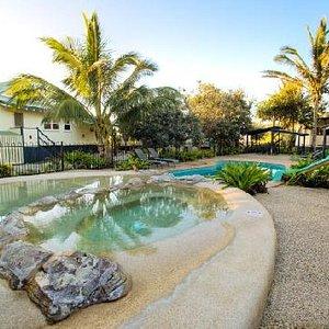 Fraser Island Beach Houses