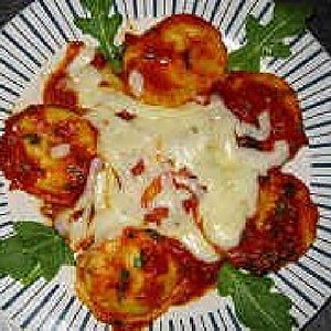 The Lobster & Shrimp Ravioli was Yummy