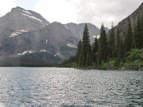 Swiftcurrent Lake trip to Grinnell Lake