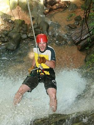 Quepo Canyoning Tour