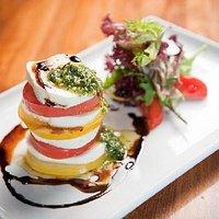 Tomato Mozz salad