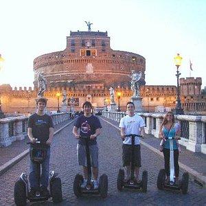 Baroque Segway tour Rome
