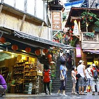 Jiufen was an isolated village until 1893, when gold was discovered in the area.