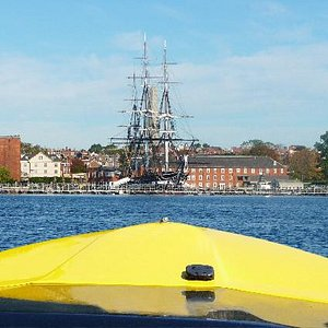 Great view of the USS Constitution