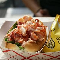 Lobster Roll at Roy Moore