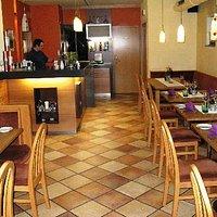 Restaurant Bootshaus, Gastraum