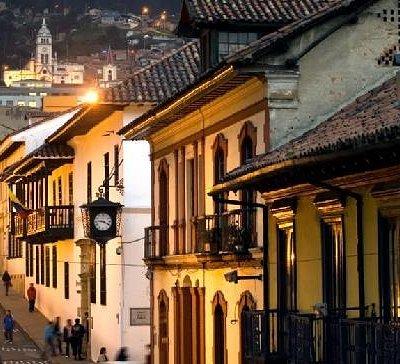Bogotá La Candelaria
