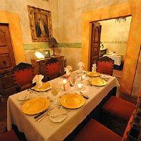 Santiago's San Juan Dining Room