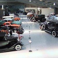 Classic Car display