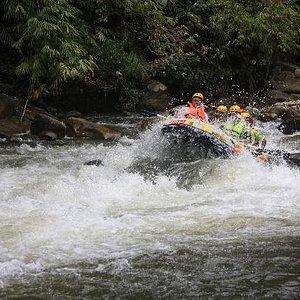 Kampar River Rafting
