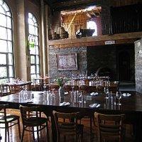 Lou Miranda Estate restaurant.