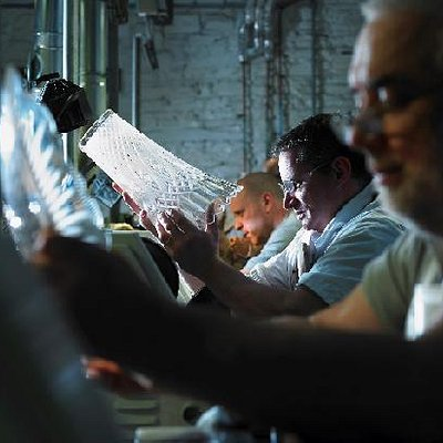 House of Waterford Crystal Cutting